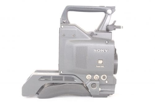 Sony Digital Video Camera DXC-D35 - Side 1