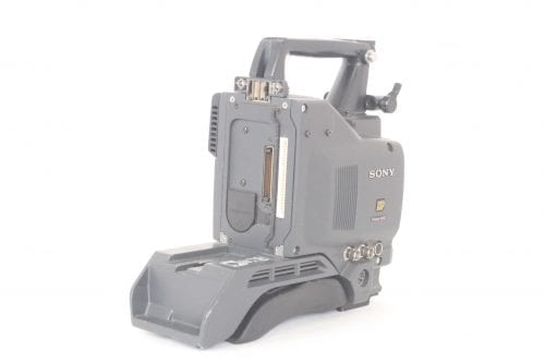 Sony Digital Video Camera DXC-D35 - Side 2