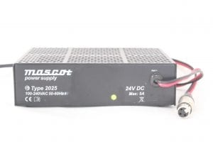 Mascot 2025 AC/DC Power Supply 24V 5A 100-240VAC 50-60Hz 1.9A by BMS - Main