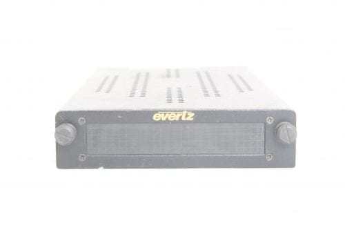 Evertz Microsystems S501FR Standalone Compact High Density Distribution Frames - Main