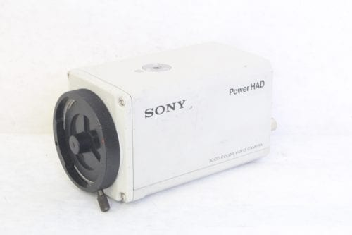 Sony DXC-950 3-CCD Color Video Camera - Side 2
