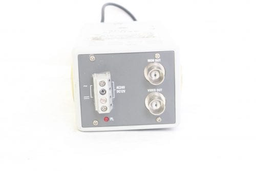 GE Security KTC-2000DN Day/Nigh High Res Camera, 480 TVL, 0.1 lux color, 570 TVL, 0.01 lux B/W- Back