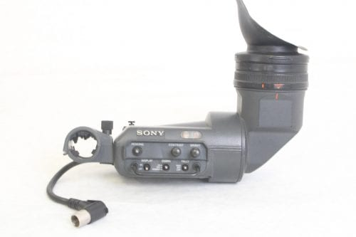 SONY BVF-V20W ELECTRONIC VIEW FINDER - Lot of 2 - Main