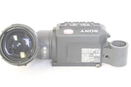 "Sony DXF-801 - 1.5"" Monochrome 16:9/4:3 Switchable Viewfinder - Side 3"