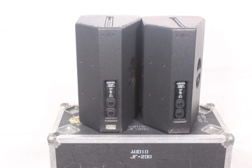 EAW JFX290i Compact Full Range 2-Way Loudspeaker (Pair) Back