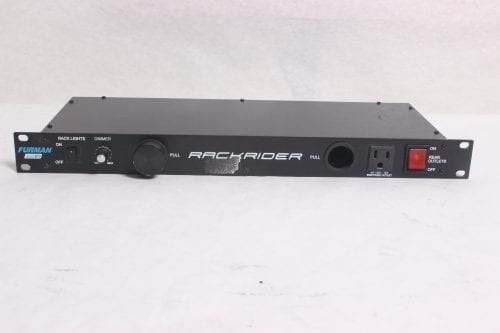 FURMAN RACKRIDER - 15 AMP POWER CONDITIONER - RR15 -MAIN