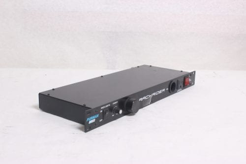 FURMAN RACKRIDER - 15 AMP POWER CONDITIONER - RR15 - SIDE1