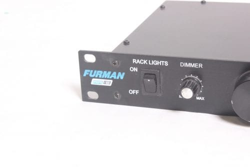 FURMAN RACKRIDER - 15 AMP POWER CONDITIONER - RR15 -SIDEL
