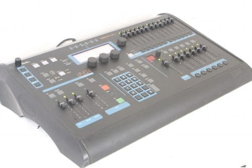 Leprecon LPX24 Lighting Console - Side 1