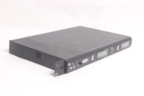 ELECTRO VOICE CDR-1000 DUAL RE-1 RECEIVER SIDE1
