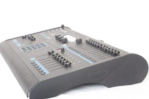 Leprecon LPX24 Lighting Console - Side 2