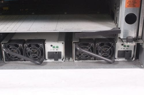 Concerto Multi Format Routing Switcher Fans AVGear