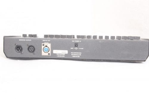 NSI MC 7016 Stage Lighting Console Memory Lighting Controller - Back