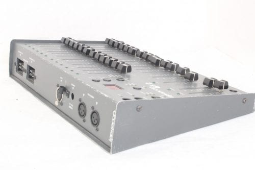 Leprecon LP-612 Microplex - DMX Console - Side 3