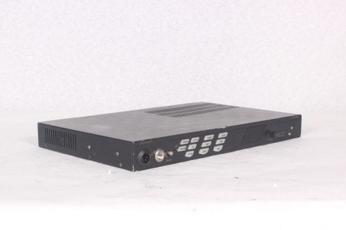 TELEX MS2002 - MASTER STATION AND POWER SUPPLY - SIDEB