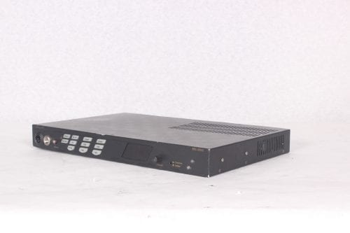 TELEX MS2002 - MASTER STATION AND POWER SUPPLY - SIDEA