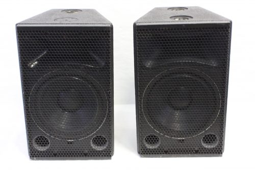 Meyer Sound UPA-1A Loudspeaker (Pair) w/ Road Case Front