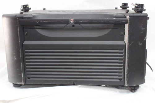 Christie Roadster HD18K 1080 HD 3-Chip DLP Projector For Parts (w/o Lens) - 483 Lamp Hrs Side2