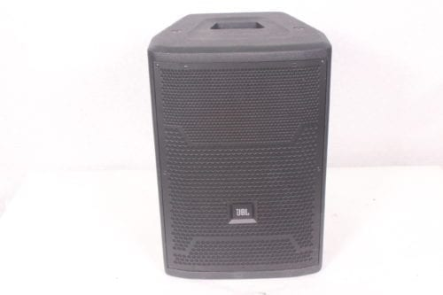 "JBL PRX710 1500-Watt Powered 10"" 2-Way Speaker Main"