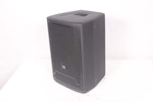 "JBL PRX710 1500-Watt Powered 10"" 2-Way Speaker‎ Side1"