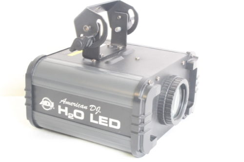 American DJ H2O LED Water Effect Light - Main