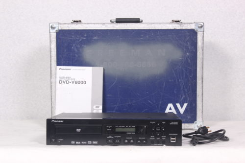 Pioneer DVD-V8000 Professional DVD Player A5