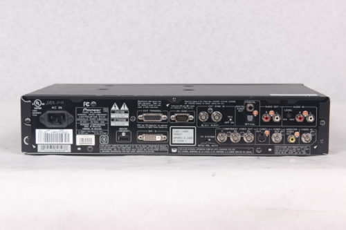 Pioneer DVD-V8000 Professional DVD Player A3