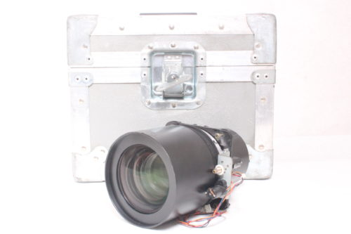 Sanyo LNS-S02 2.0 - 2.6 Projector Lens w/ Case - Side 4