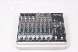 Mackie 1202-VLZ3 12-Channel Compact Mixer A5