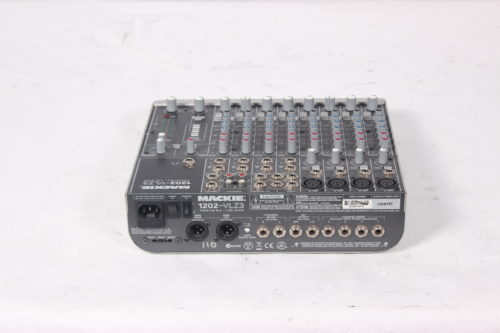 Mackie 1202-VLZ3 12-Channel Compact Mixer A3