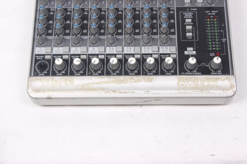 Mackie 1202-VLZ3 12-Channel Compact Mixer A6