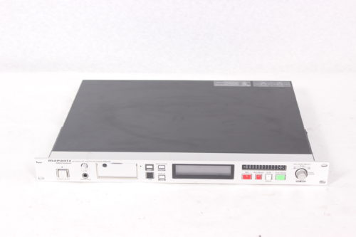 MARANTZ PROFESSIONAL - PMD580 Network Solid State Recorder -MAIN