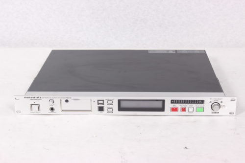 MARANTZ PROFESSIONAL - PMD580 Network Solid State Recorder - FRONT