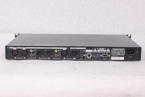 MARANTZ PROFESSIONAL - PMD580 Network Solid State Recorder - BACK2
