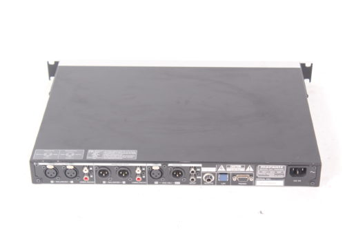 MARANTZ PROFESSIONAL - PMD580 Network Solid State Recorder -BACK1