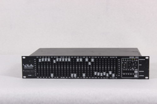 White Instruments Model 4828 One Third Octave Graphic Equalizer Main