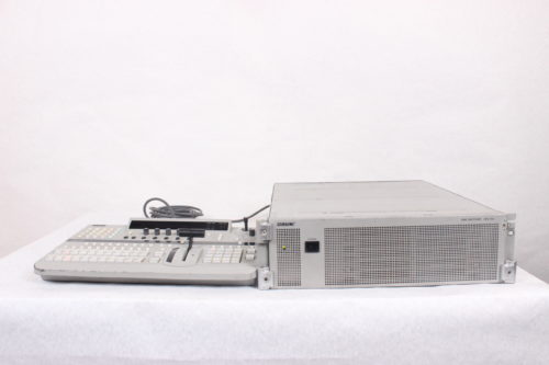 Sony DFS-700 Video Switcher & Control Panel with Case Unit