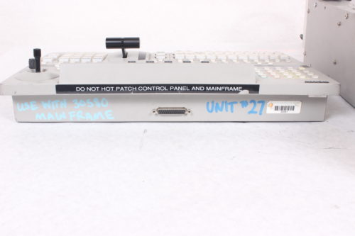Sony DFS-700 Video Switcher & Control Panel with Case Back3