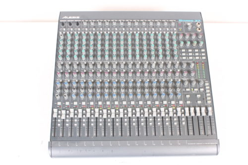 Alesis Studio 32 Analog Multitrack Mixer - main