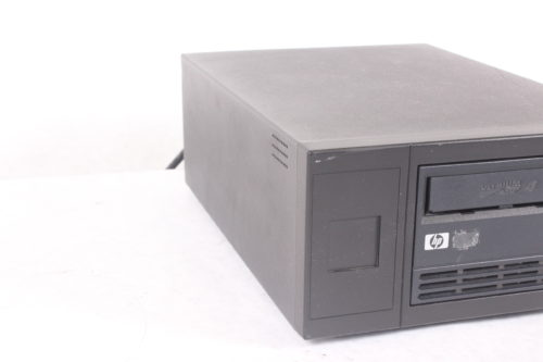HP StorageWorks LTO-4 Ultrium 1840 SCSI EH854A External Tape Drive SIDE1