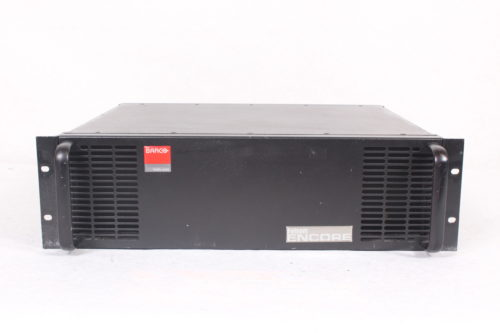 BARCO Encore Video Processor VP-06 with 3 M/Es -MAIN