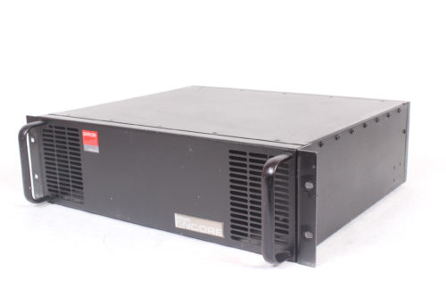 BARCO Encore Video Processor VP-06 with 3 M/Es - SIDE2