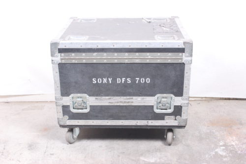 Sony DFS-700A Video Switcher & Control Panel with Case - CASE