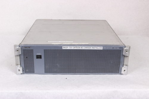 Sony DFS-700A Video Switcher (Parts Only) Main