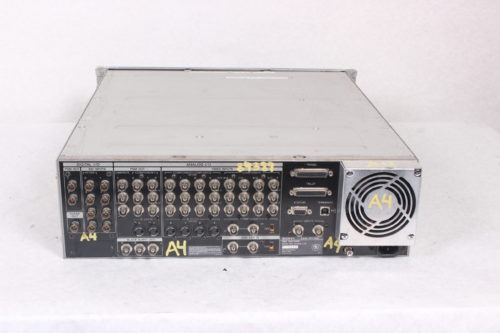 Sony DFS-700A Video Switcher (Parts Only) Back