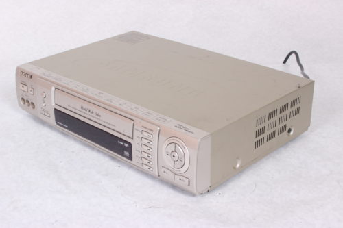 Samsung SV-5000W Worldwide VHS Format VCR Side1