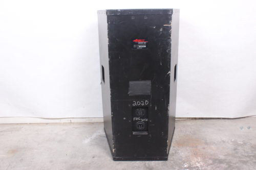 Apogee Sound AE-8 Compact Loudspeaker System w/ Road Case Back