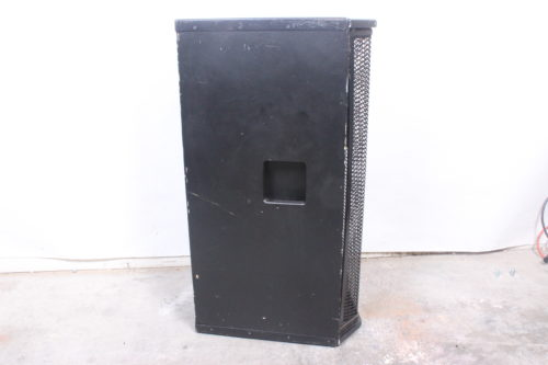 Apogee Sound AE-8 Compact Loudspeaker System w/ Road Case Side2