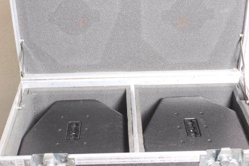 EAW JFx100i 2-Way Compact Loudspeaker (Pair) w/ Road Case In Case