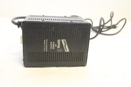 Anton Bauer SPS6 AC and On Board Power Supply Back2